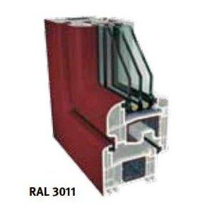 Customized Aluminium Double Glazed Window