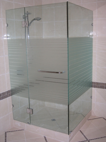 Frameless Shower Screens Nu Way Glass Amp Glazing