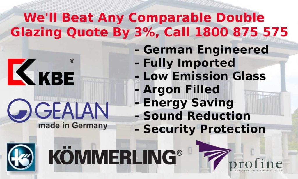 Nu-Way Glass and Double Glazing Perth Western Australia - Price Beat Offer