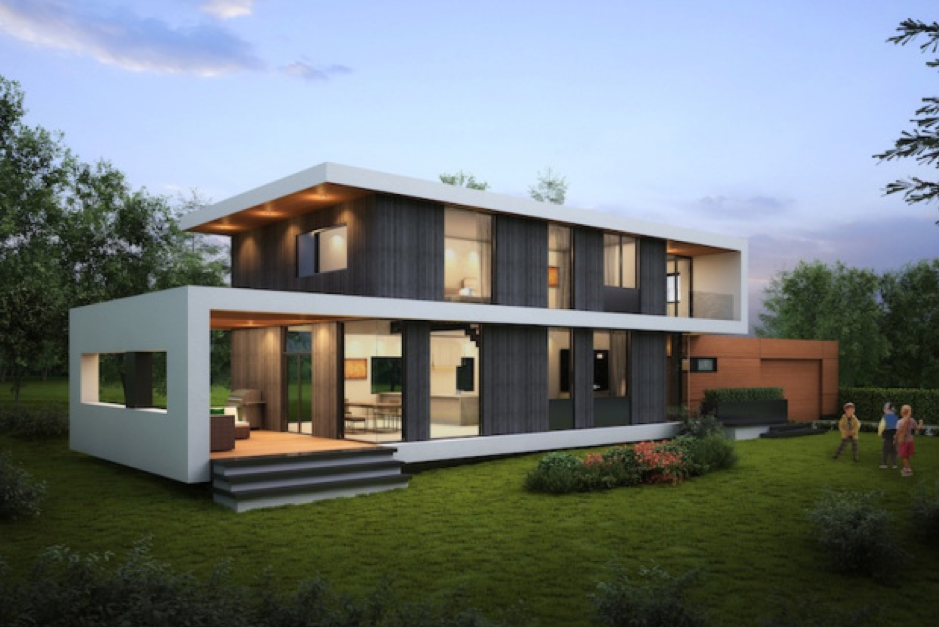 Nuway Passive House in Australia design principles