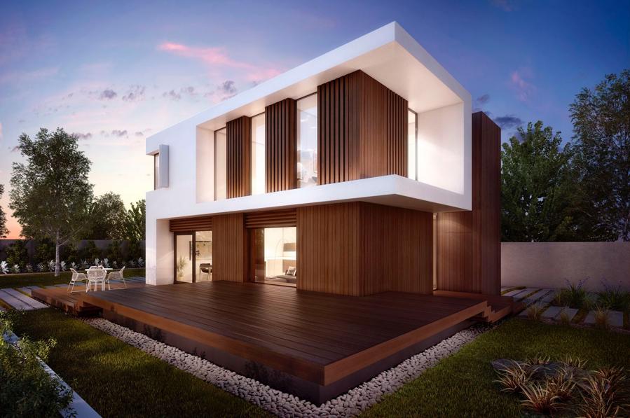 Nuway Passive House in Australia